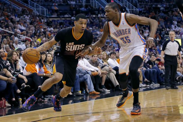 Oklahoma City Thunder vs. Phoenix Suns: Live Score and Analysis