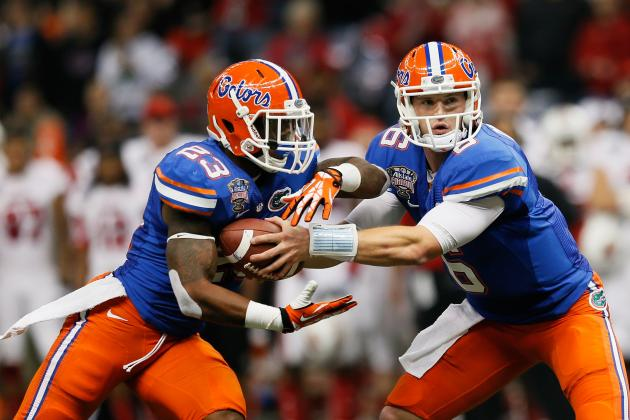 Florida Football: How the Gators Can Help Jeff Driskel Become an Elite QB