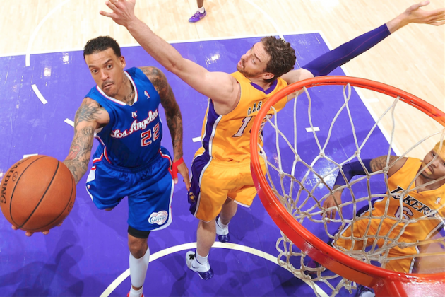 Los Angeles Clippers vs. Los Angeles Lakers: Live Score and Analysis