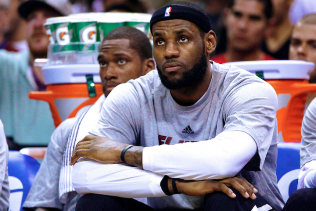 San Antonio Spurs Play Familiar LeBron James Game in Blowout of Miami Heat