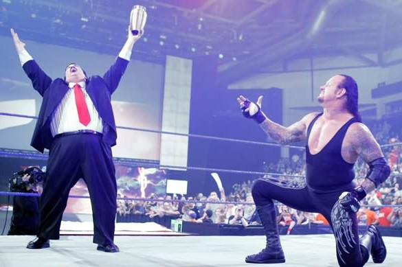 WWE Never Say Never: Undertaker Should Induct Paul Bearer in Hall of Fame