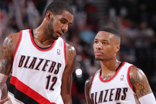 Can LaMarcus Aldridge and Damian Lillard Evolve Into NBA's Best 1-2 Punch?