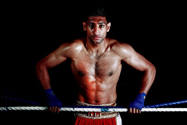 Amir Khan's Next Fight Won't Be Adrien Broner, Brit Laughs off Kell Brook Threat