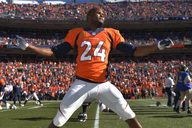 Champ Bailey Can Help Cornerback-Needy Contender