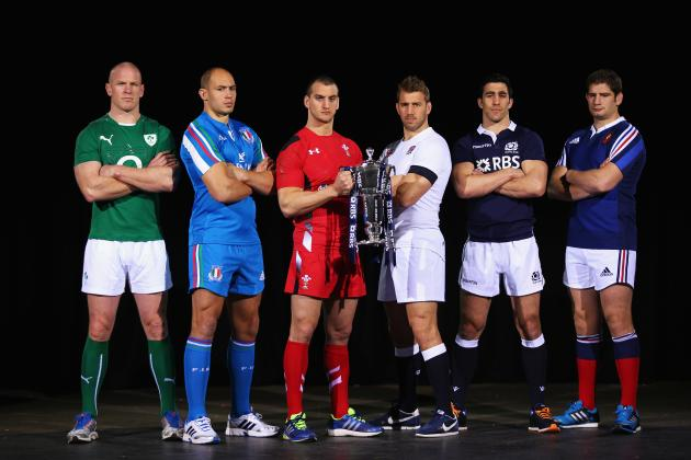 Six Nations 2014: Dates, Kick-off Times, Team Standings and Predictions