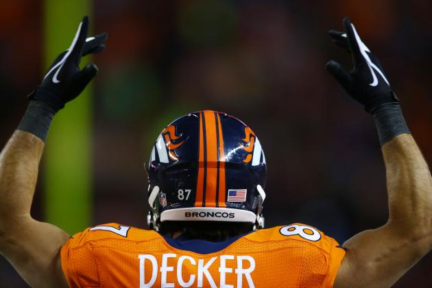 What Signing Eric Decker Would Mean for the Indianapolis Colts