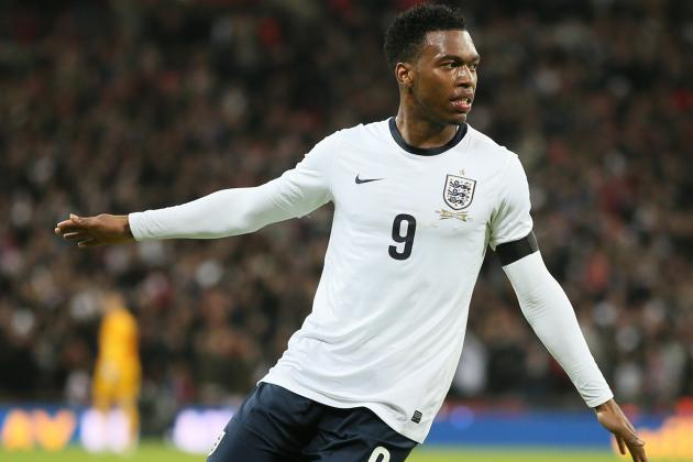 Daniel Sturridge Inspired by Diego Maradona, Unsure of England World Cup Spot