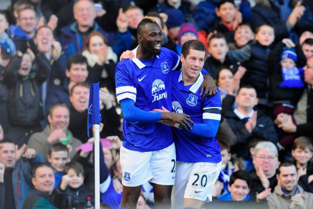 Why Lacina Traore Will Give Everton a Late-Season Push