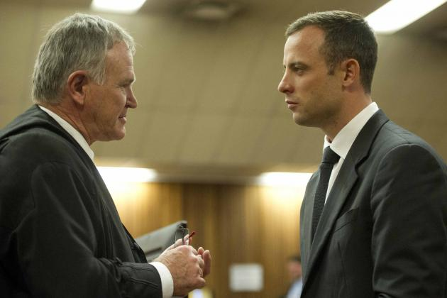 Oscar Pistorius' Lawyer Barry Roux: Who Is the Man Defending Blade Runner?