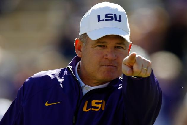Les Miles' Ability to Reload LSU Roster Will Once Again Be Tested
