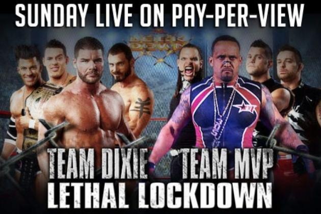 MVP Talks TNA Lockdown, CM Punk, WWE and More on Ring Rust Radio