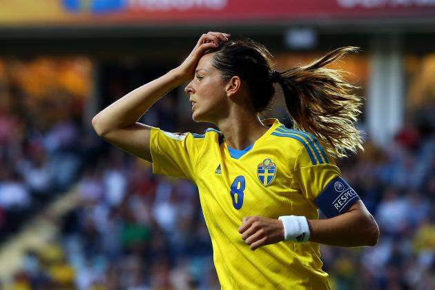 USA vs. Sweden Women's Soccer: Score, Grades and Reaction for 2014 Algarve Cup