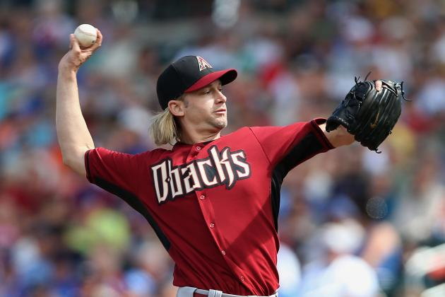 Injury Concerns for Bronson Arroyo and the Arizona Diamondbacks