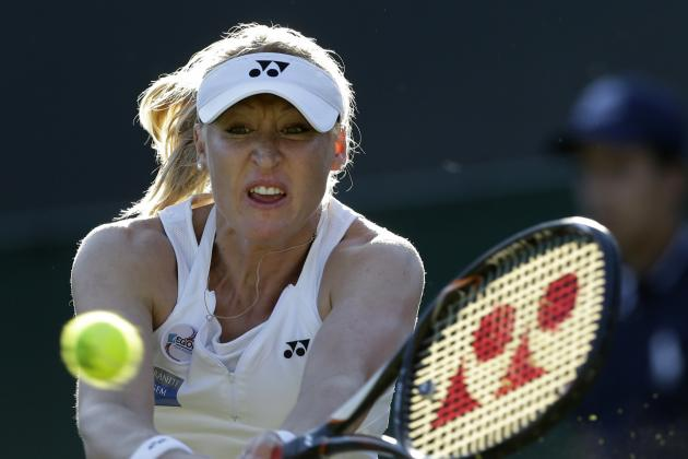 Elena Baltacha Diagnosed with Liver Cancer