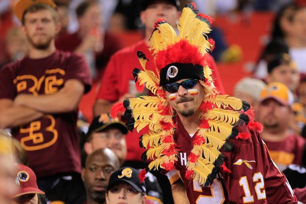 Like the Redskins from B/R on Facebook for All the Latest News!