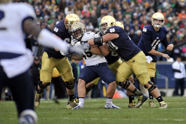 Zack Martin NFL Draft 2014: Highlights, Scouting Report for Dallas Cowboys OG