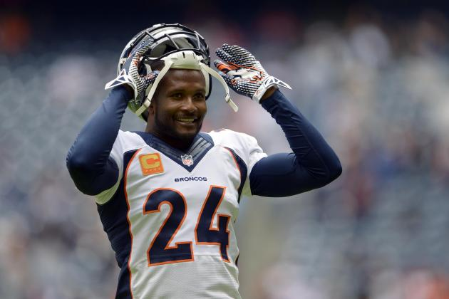 Champ Bailey's 10 years special for Denver