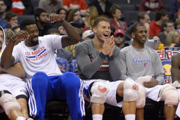 LA Clippers' Deep Roster Will Carry Them Far in NBA Playoffs