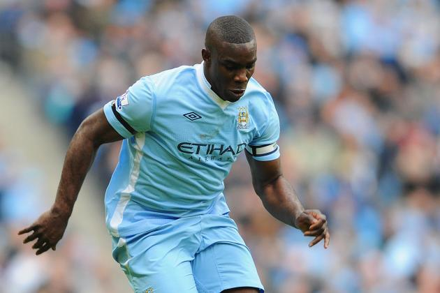 Liverpool Transfer Target Micah Richards Can Be Ideal Central Partner for Sakho