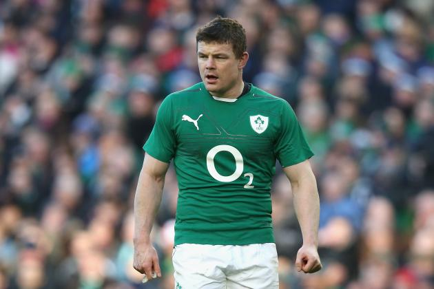 Six Nations 2014: Ireland Can Get One Hand on Trophy with Big Win over Italy