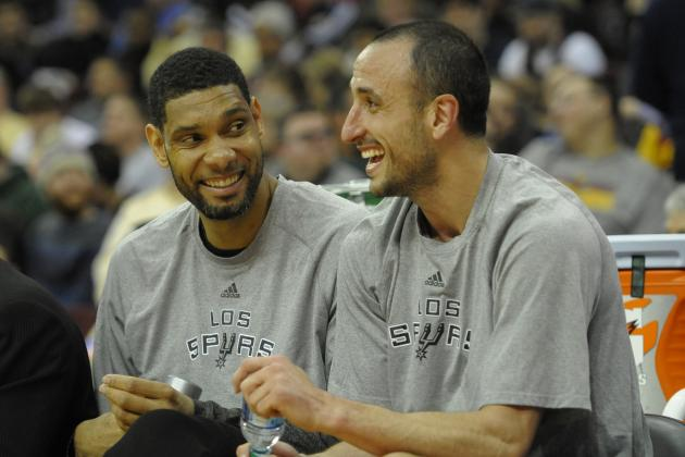 San Antonio Spurs Are Right Where They Want to Be in Next NBA Title Bid