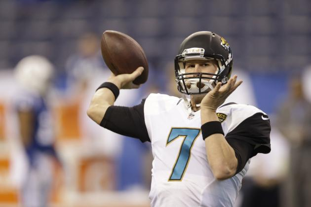 Jaguars Hang onto Chad Henne with a 2-Year Deal