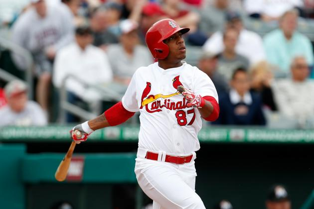 Taveras Set to Debut, Start in RF for Cards