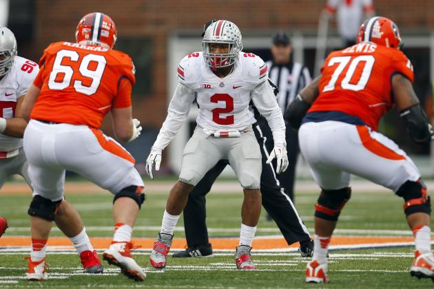 Ohio State Football: What We Learned from Buckeyes' 2014 Pro Day