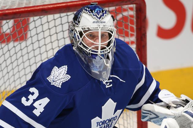 Leafs' Reimer Felt Uneasy on Trade Deadline Day