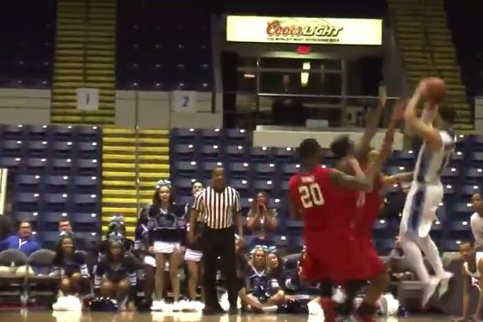 Saint Peter's Player Beats Fairfield on Game-Winner for 3rd Time This Season