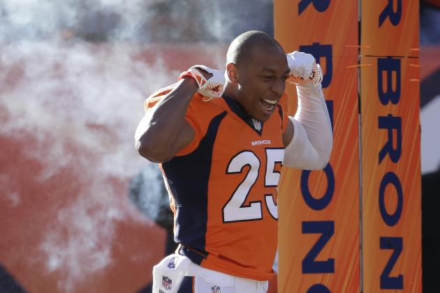 Report: Broncos Give Chris Harris 2nd-Round Tender