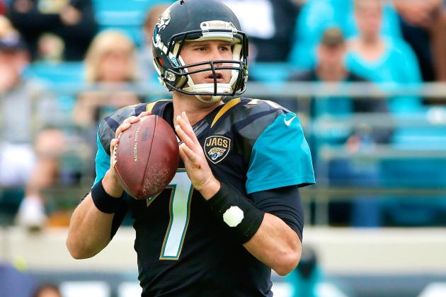 Chad Henne Agrees to 2-Year Deal with Jacksonville Jaguars