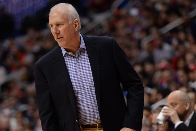 Popovich: I Can't Make Every Decision