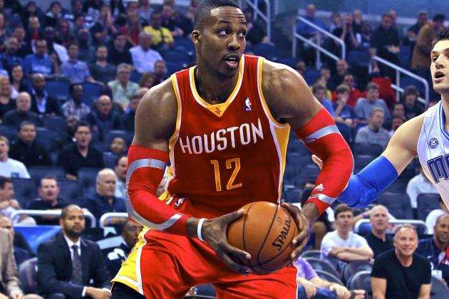 Dwight Howard Is Back, and He's Taking the Houston Rockets with Him