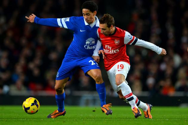 Arsenal vs. Everton: Date, Time, Live Stream, TV Info and Preview