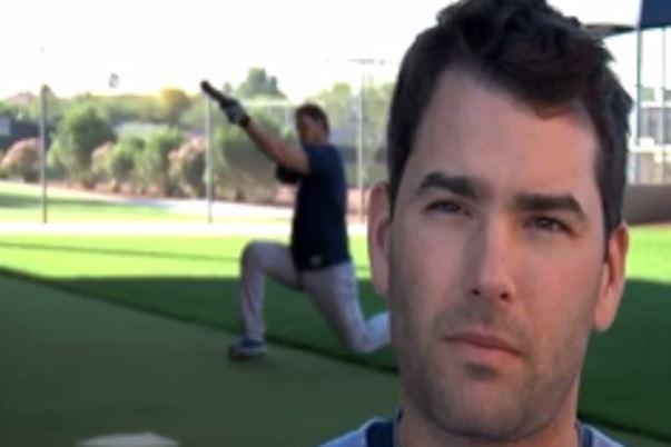 Padres' Yasmani Grandal Displays Skeet Shooting Skills in Awesome Videobomb