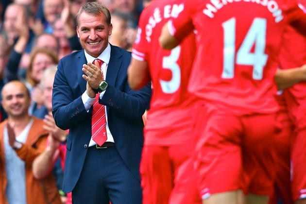 Brendan Rodgers Exclusive: Liverpool Manager on Genius of Suarez, Fans and More