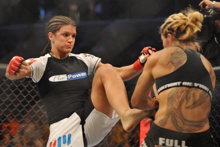 White: 'If Gina Carano Wanted to Fight in the UFC, We Would Definitely Do It'
