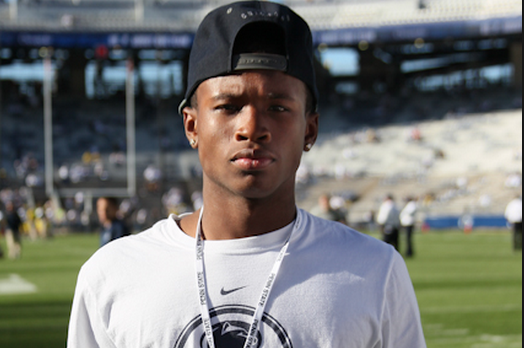 Recruiting: 2015 WR Tre Tipton Says MSU Is 'Definitely at the Top'