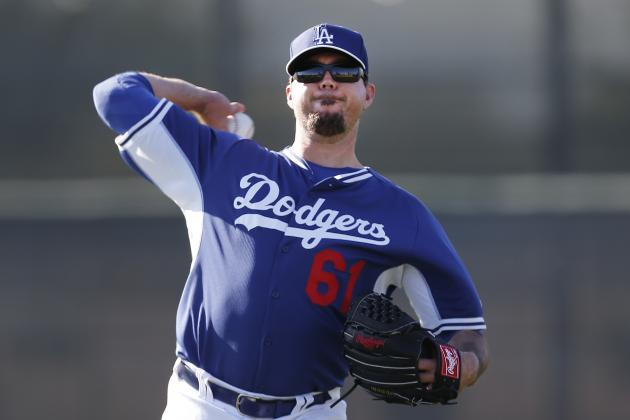 Josh Beckett's Spring Is Big X-Factor to Dominant 2014 Dodgers Season