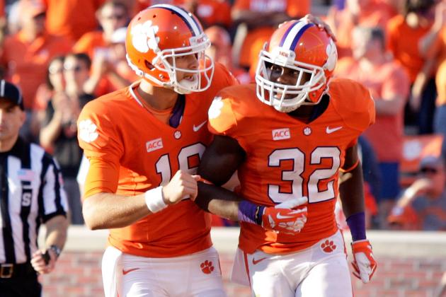 Swinney: Tigers' QBs, RBs Plenty Capable of Running the Ball at a High Level