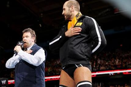 Zeb Colter Needs to Remain with Cesaro as His Career Progresses