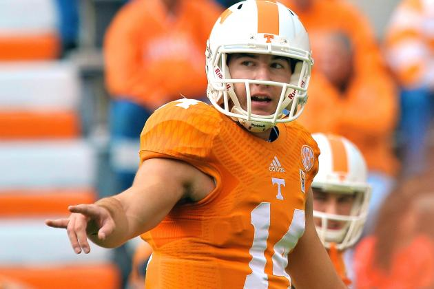 Tennessee Football: Vols Must Quickly Narrow Down QB Race This Spring