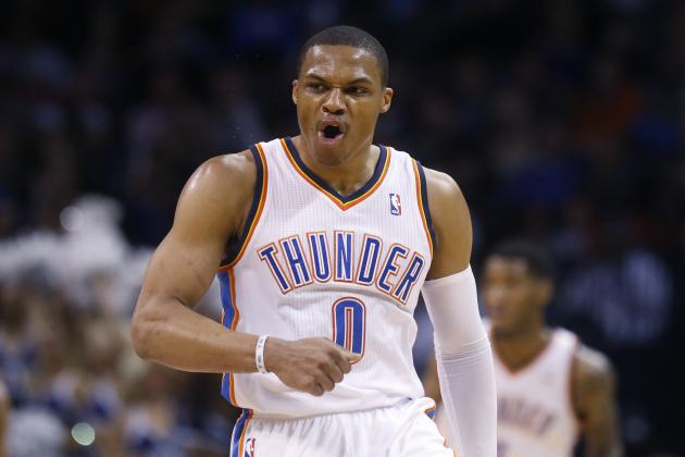Grading Russell Westbrook's Comeback from Knee Injury So Far