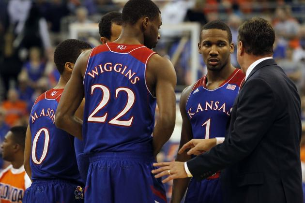 Bill Self Says Andrew Wiggins Big 12's Best