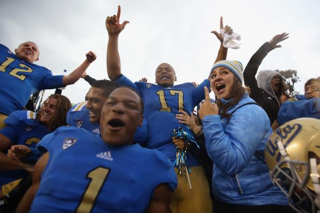 UCLA Football Class of 2014 Gets This Rivalry Started with Southern Cal
