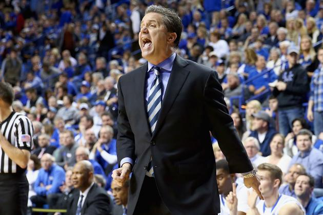 Calipari Hopes Kentucky's 'Light Goes On' at Florida