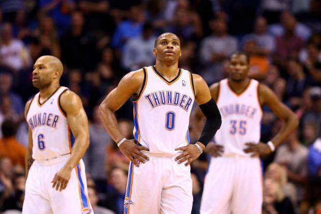 Russell Westbrook Is Back on Track, but When Will the OKC Thunder Be?