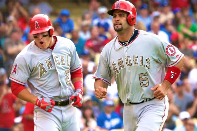 Albert Pujols Is Wrong to View Mike Trout Comparison as an Insult
