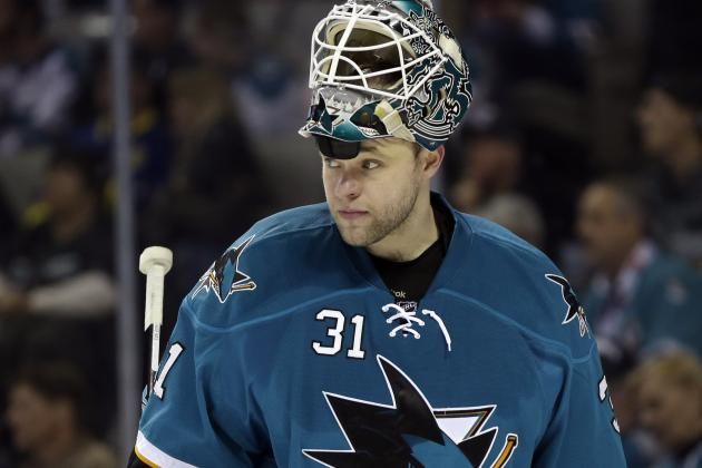 Important Stretch for Sharks' Niemi Starts with a Win